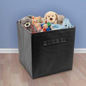 Foldable Storage Cube Basket Bin
